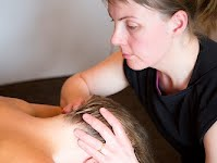 Indian Head Massage mini treatment at Lochenbreck